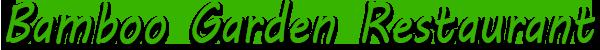 Bamboo Garden Restaurant & Lounge Logo